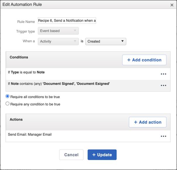 EventBased Automation - Recipe06