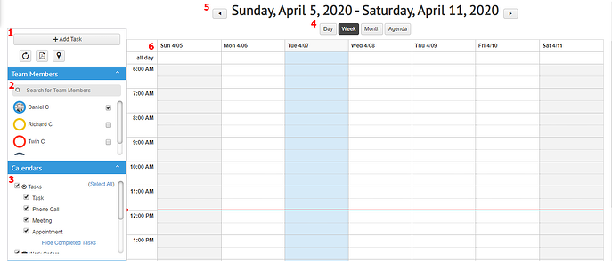Calendar Calendar View2
