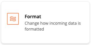 Zapier - Add Format Button