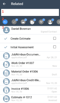 Mobile App - Contact Document-2