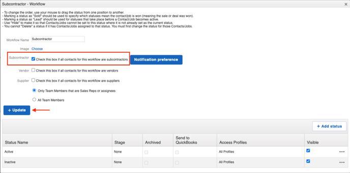 v2 sub workflow check box update
