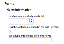 Template Questions Create Document