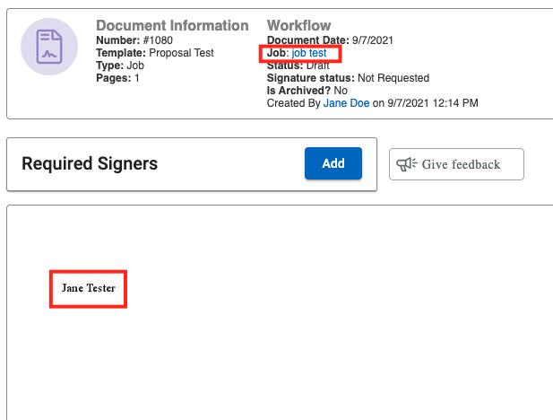 doc temp primary contact document